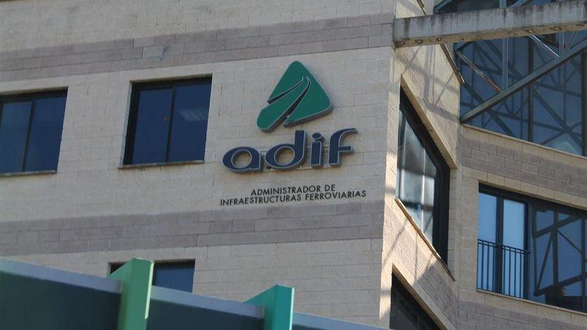 Adif finaliza las obras de instalación de nueva vía en la estación de Orcasitas