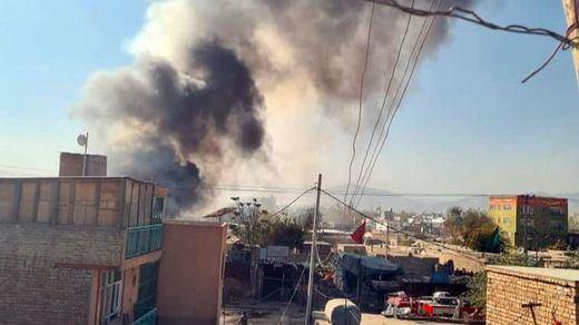 Siguen las explosiones en Kabul: hasta 5 cohetes han sido interceptados por el sistema antimisiles de EEUU
