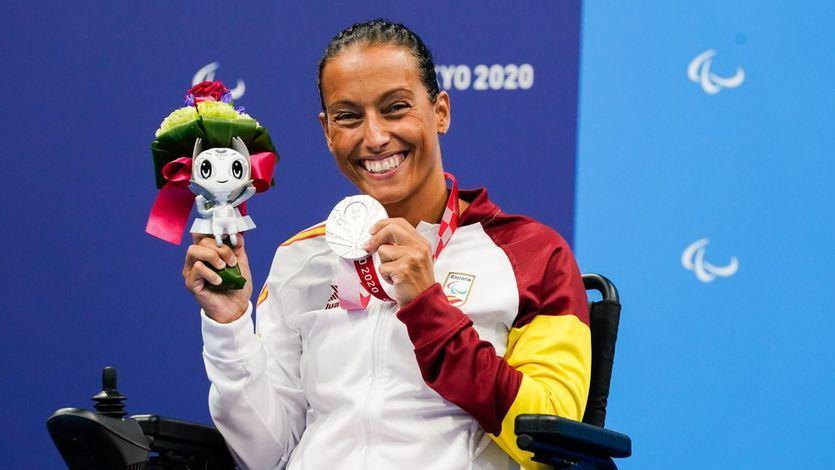 España llega al ecuador de los Juegos Paralímpicos con 20 medallas