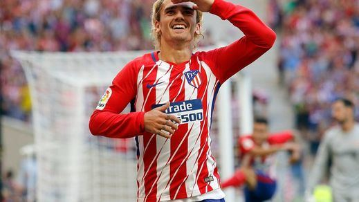 Griezmann vuelve al Atlético y el Madrid se queda sin Mbappé