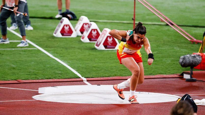 Ya son 30 los metales en el medallero español en los Juegos Paralímpicos