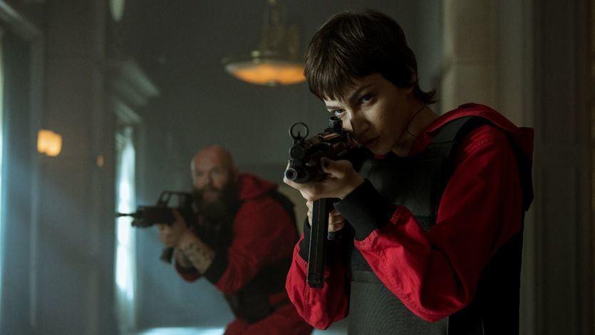 Arranca la despedida de 'La casa de papel': ya en Netflix la primera parte de la quinta temporada