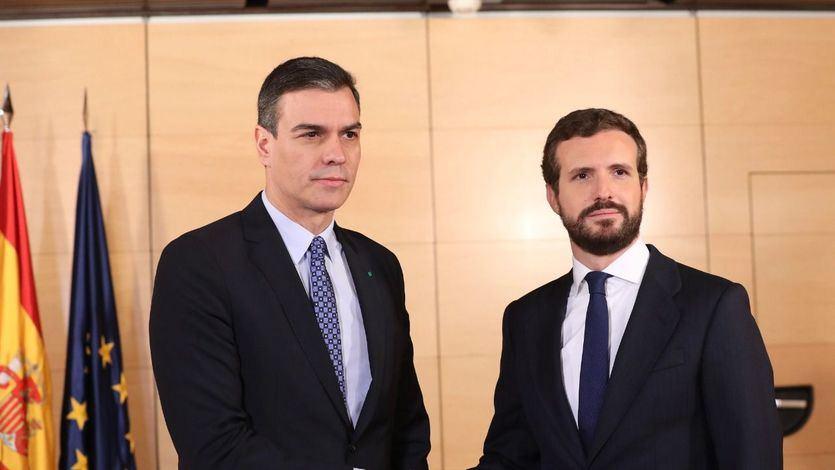 Una encuesta apunta al cambio de ciclo: batacazo del PSOE y resurgir del PP