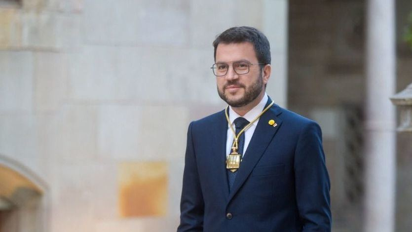 Aragonès anuncia que la mesa de diálogo se reunirá el jueves o el viernes e insta a Sánchez a acudir