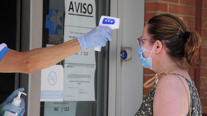 Sanidad notifica 4.440 nuevos contagios y 72 muertes y la incidencia cae a 131 casos