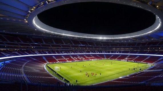 El estadio del Atlético deja de ser punto de vacunación tras administrar más de 577.000 dosis