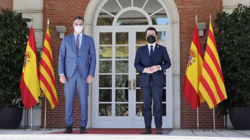 Resuelto el misterio: Sánchez sí estará en la reunión de la Mesa de diálogo de Cataluña