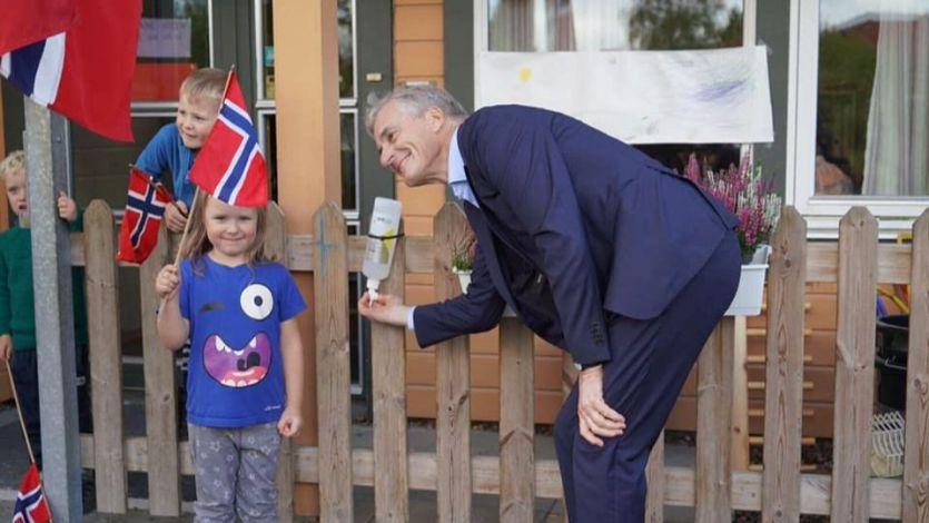 Jonas Gahr Store, nuevo primer ministro de Noruega
