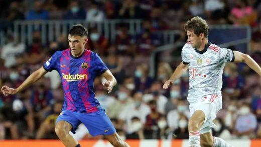 La situación del Barça post-Messi es alarmante: 0-3 en el debut de Champions