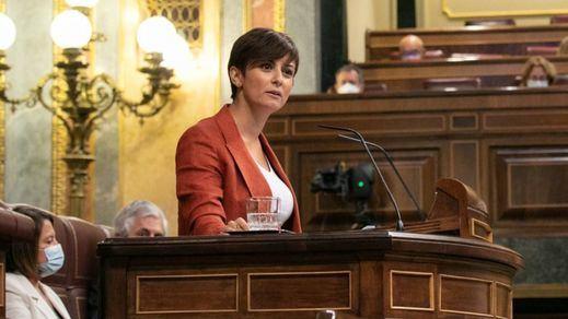 Isabel Rodríguez, en el Congreso