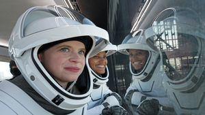 Tripulantes de SpaceX