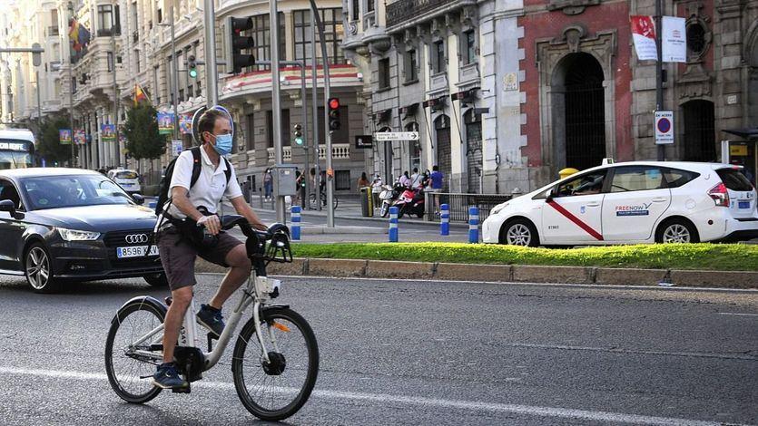 Las nuevas normas de movilidad para Madrid entrarán en vigor el 22 de septiembre