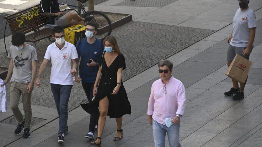 La incidencia en España baja de los 100 casos por primera en vez en más de dos meses