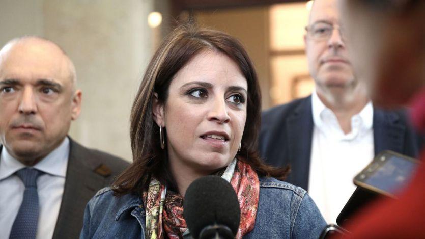 Lastra alerta del PP y sus líderes como Ayuso: 'Claman por la libertad sin hablar de igualdad'