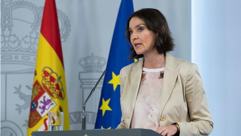 La ministra de Turismo rectifica sus palabras sobre la emergencia volcánica de La Palma