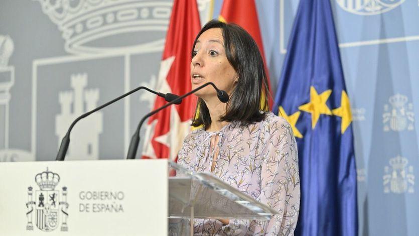 La delegada del Gobierno en Madrid, Mercedes Gonza?lez