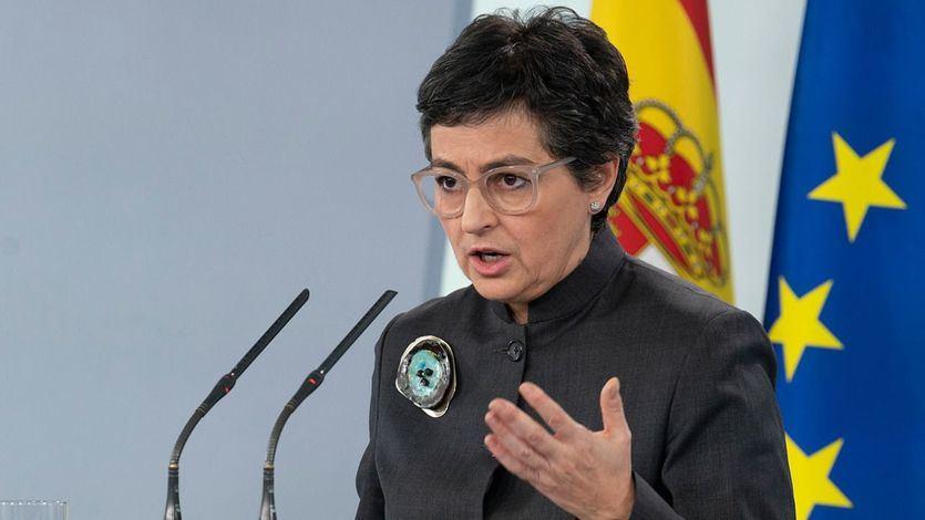 Imputada la ex ministra de Exteriores González Laya por el 'caso Ghali'