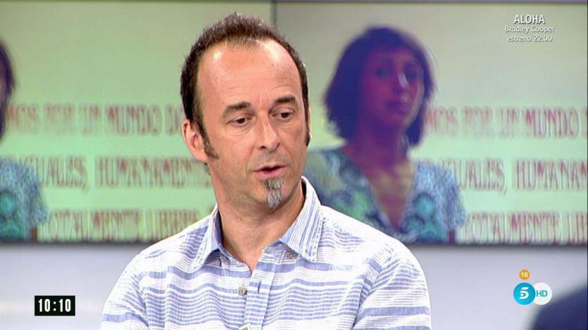 El ex marido de Juana Rivas se querella contra Errejón y Montero por llamarle 'maltratador'