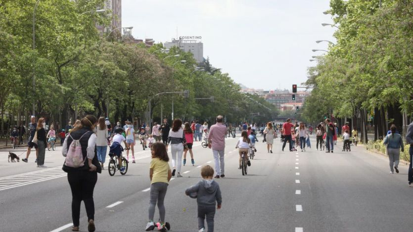 Calendario laboral de Madrid 2022: festivos y puentes