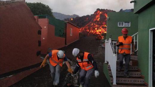 El Gobierno anuncia un plan para cubrir los daños y reconstruir La Palma tras la erupción volcánica