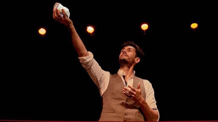 Juan Diego Botto, Premio Nacional de Teatro por su obra sobre Lorca