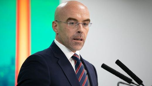Jorge Buxadé de Vox