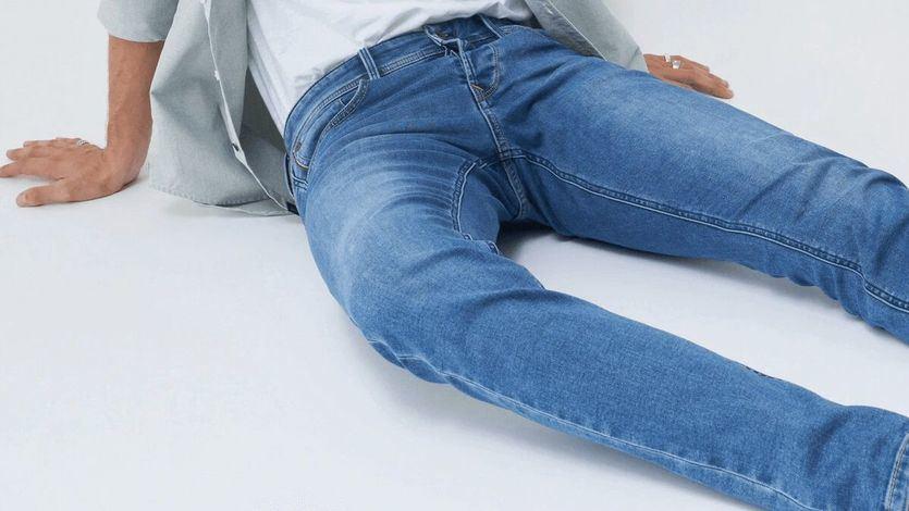 Los nuevos vaqueros S-Tech de Salsa Jeans fabricados con nuevos tejidos