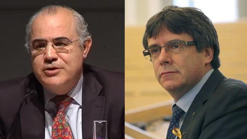 El Pablo Llarena y Puigdemont