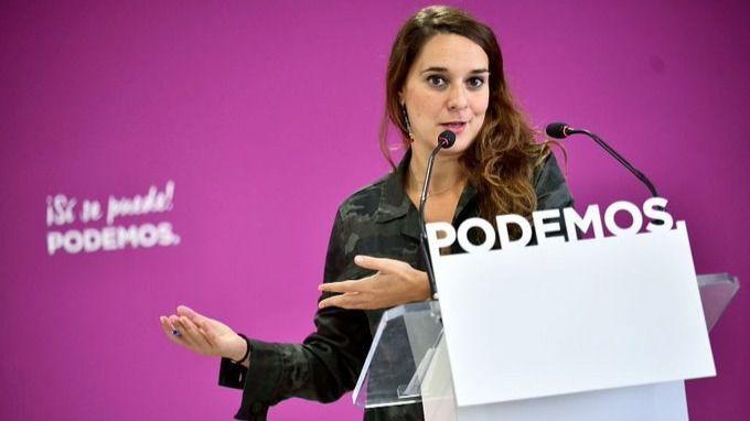 Otra dirigente de Podemos que se marcha: Noelia Vera deja la política
