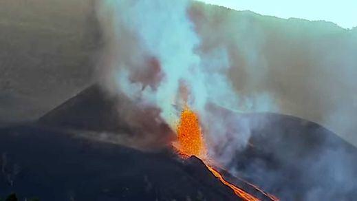 Volcán de La Palma: aparecen 2 nuevas coladas y se producen nuevos temblores