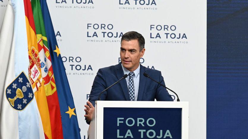 Sánchez defiende un tipo mínimo del 15% en el impuesto de Sociedades