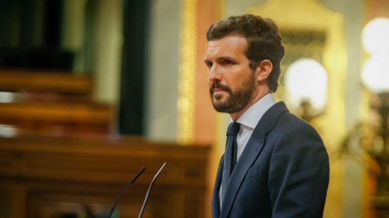 PSOE y Podemos discrepan sobre la citación de Casado en la comisión sobre la 'Operación Kitchen'