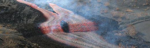 Volcán de La Palma: surgen nuevas bocas y ya son 4 en total mientras siguen los temblores