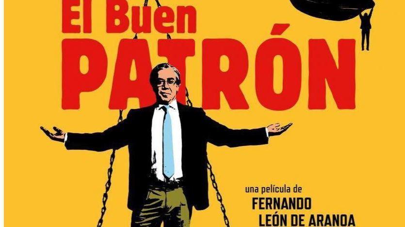 Cartel de la película 'El buen patrón'