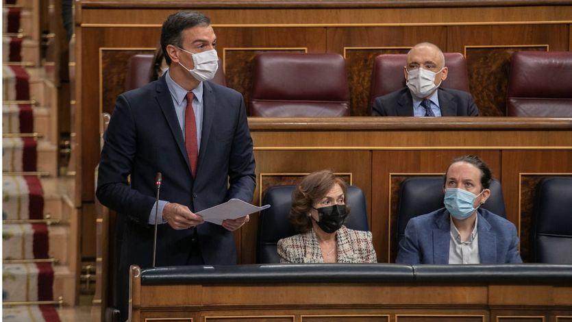 El Constitucional determina que el cierre del Congreso durante la pandemia vulneró los derechos de los diputados