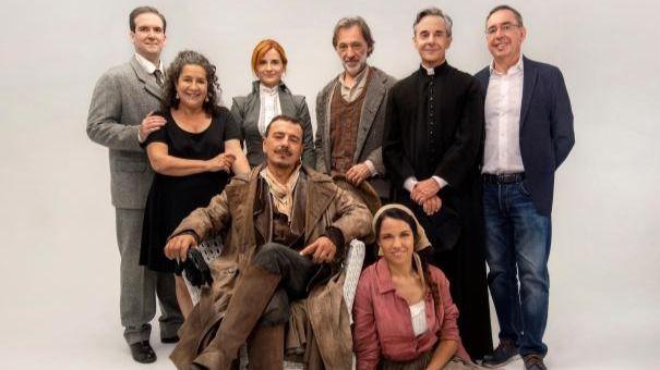 La legendaria obra 'Los pazos de Ulloa' vuelve a los escenarios en el Fernán Gómez (vídeo)