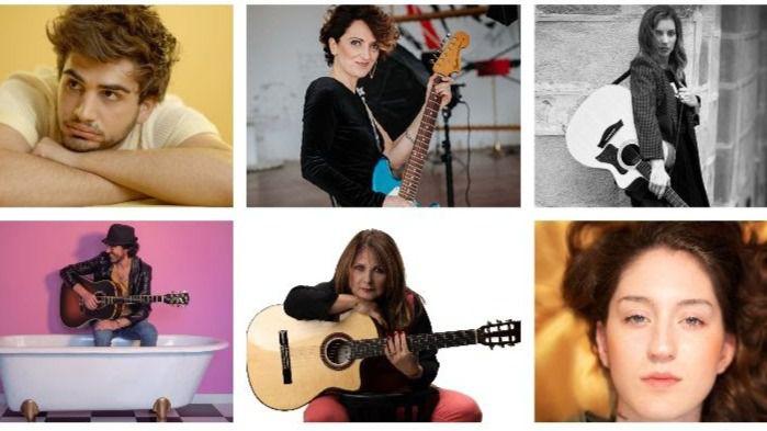 La Fundación SGAE celebra 'Canción de autor', una muestra de música de autor programada por Pedro Guerra para acercarla a los jóvenes