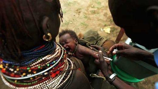 La OMS recomienda el uso generalizado de la vacuna contra la malaria para niños