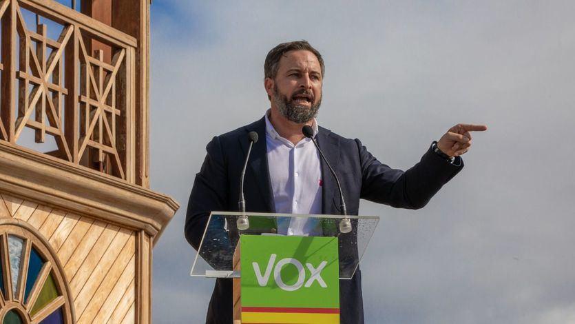 Abascal carga contra Casado y asegura que el PP 'no tiene una alternativa' para el país