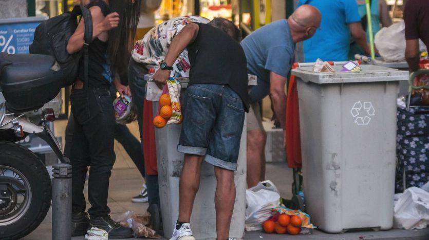 El Gobierno impulsa la primera ley contra el desperdicio de alimentos, que incluye sanciones