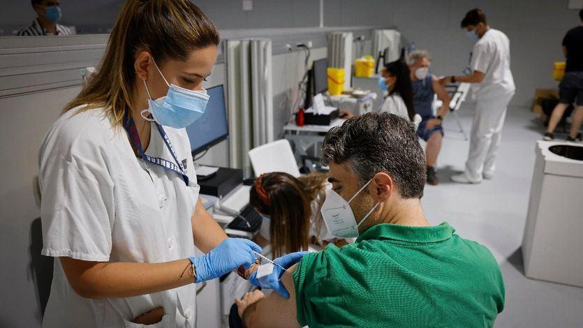 Cerca del 90% de la población diana está vacunada: apenas se ponen ya dosis