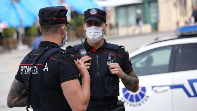Detenido un joven en el campus universitario de Leioa tras irrumpir armado