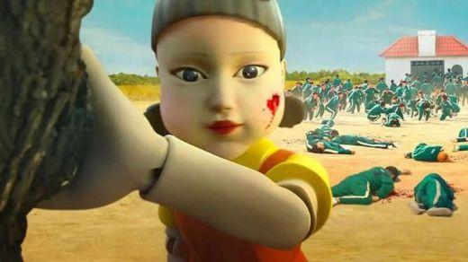 'El juego del calamar': por qué los niños no deben ver la serie de moda de Netflix