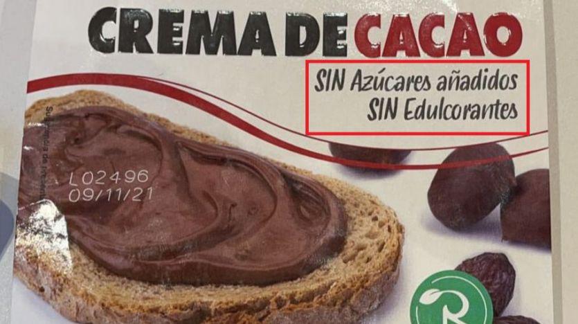 La controvertida crema de cacao 'realfooder' de Carlos Ríos, ¿dónde está la polémica realmente?