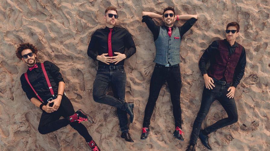 El grupo 'Locos de Atar' presenta su nuevo EP este viernes día 15 en la Sala Vesta (videoclip)