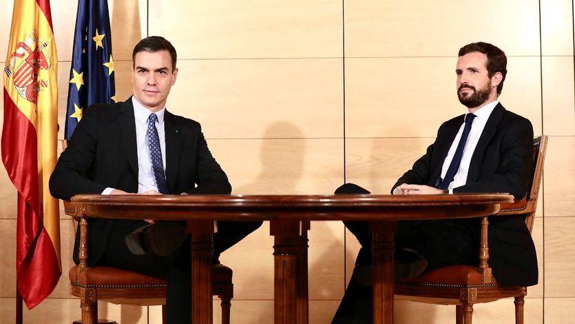 PSOE y PP se ponen al fin de acuerdo para renovar órganos constitucionales fundamentales
