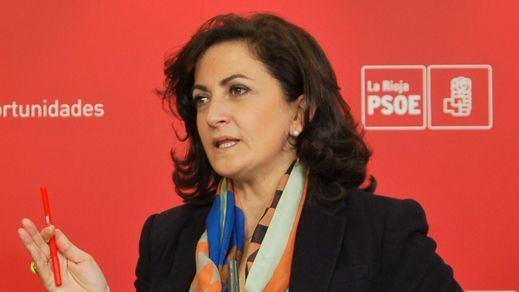 Concha Andreu, presidenta de La Rioja, 'pillada' circulando a 156 Km por hora