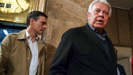 El PSOE hace gala de unidad en el Congreso en el que Sánchez se reencontrará con Felipe González