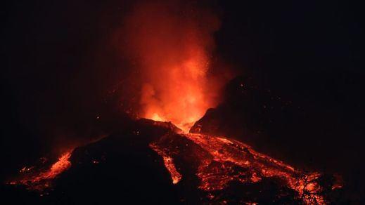 Volcán La Palma: la lava avanza mientras la calidad del aire empeora
