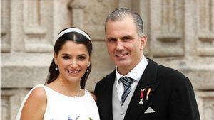 Ortega Smith se casa con la empresaria mexicana Paulina Sánchez
